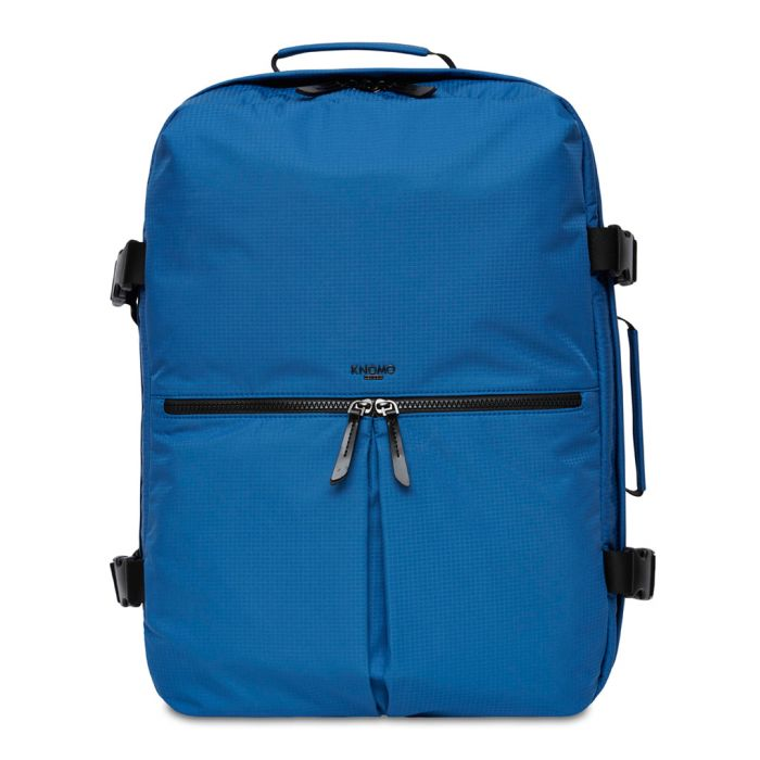 Image for Budapest blue laptop travelpack 15 inch