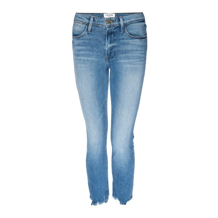 Image for Le high straight breakwater jeans