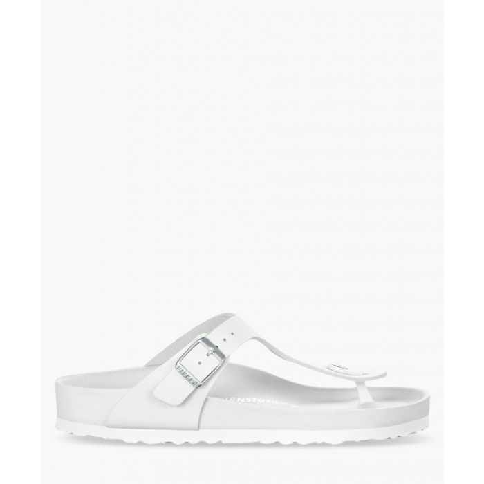 Image for Gizeh white sandals
