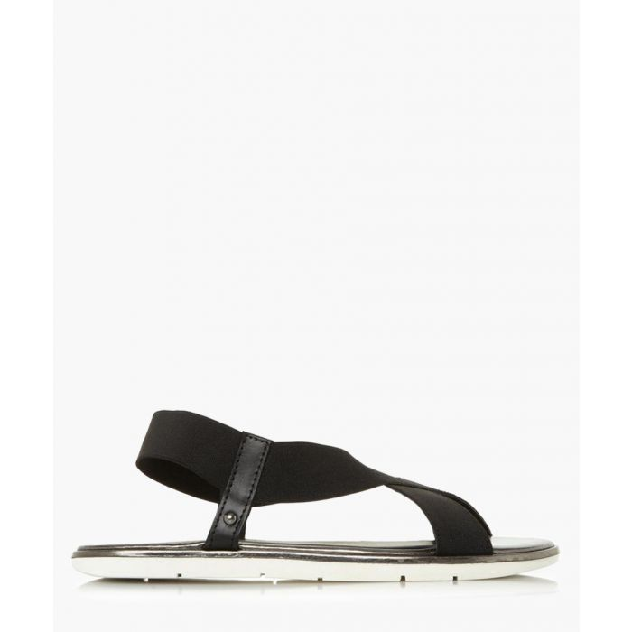 Image for Linke black sandals