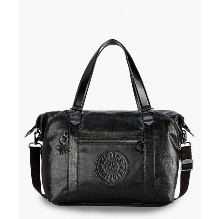 Image for Art black coated tote