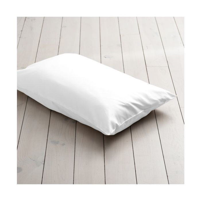 Image for 400 Thread Count HOUSEWIFE Pillowcase  - White