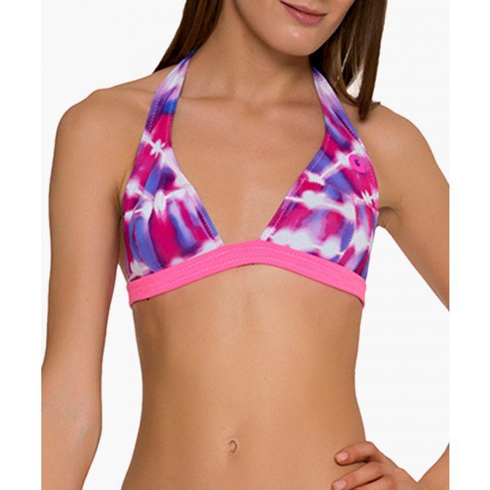 Image for Violet bikini top