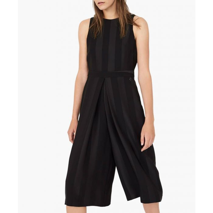 Image for Thames black jumpsuit