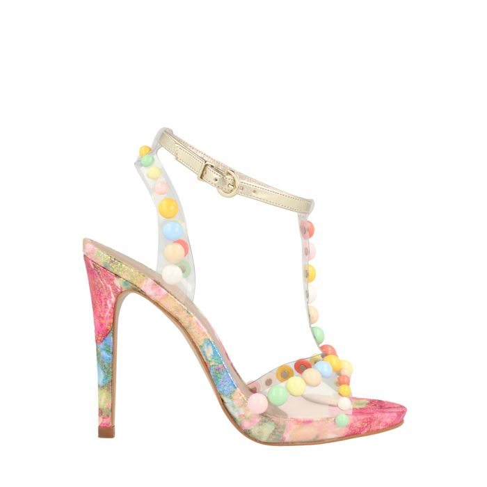 Image for Candy embellished stilettos