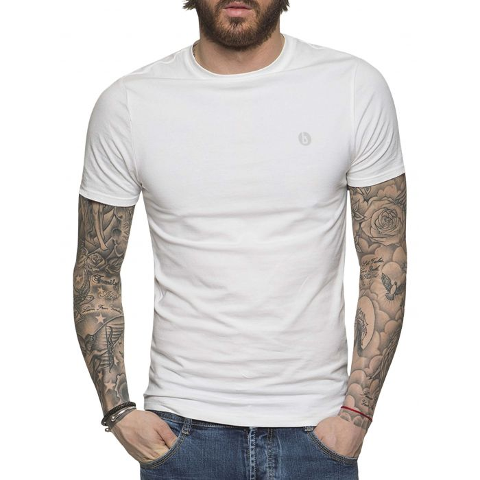 Image for White basic T-shirt