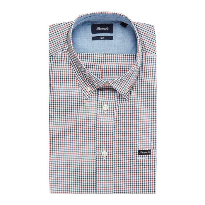 Image for Club multi-coloured button-down shirt