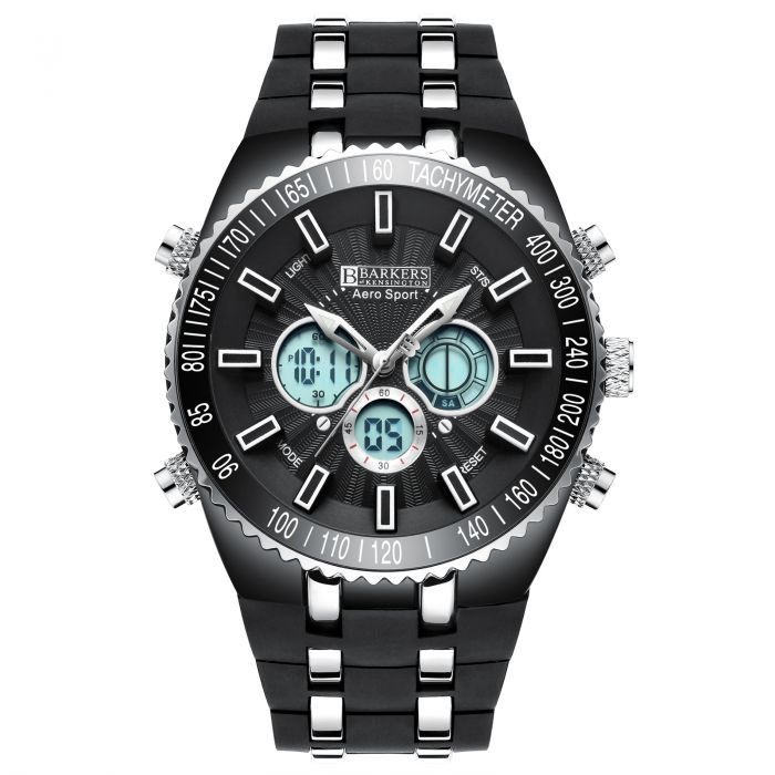 Image for Barkers of Kensington Aero Sport Mens Watch