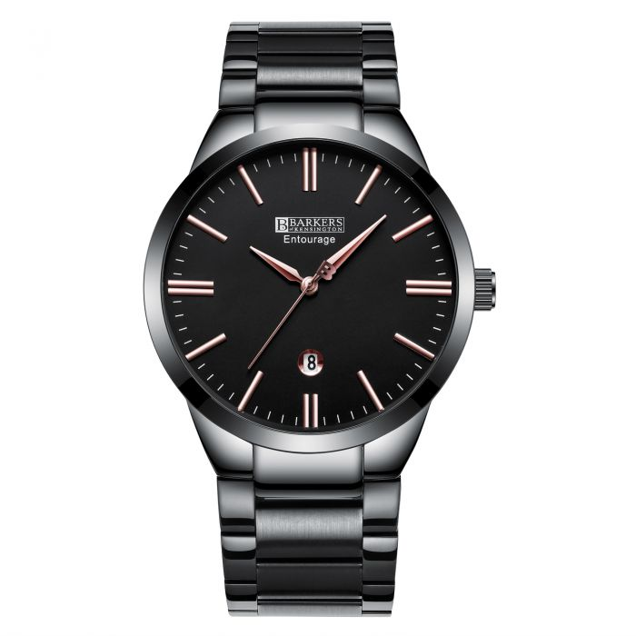 Image for Barkers of Kensington Entourage Rose Mens Watch