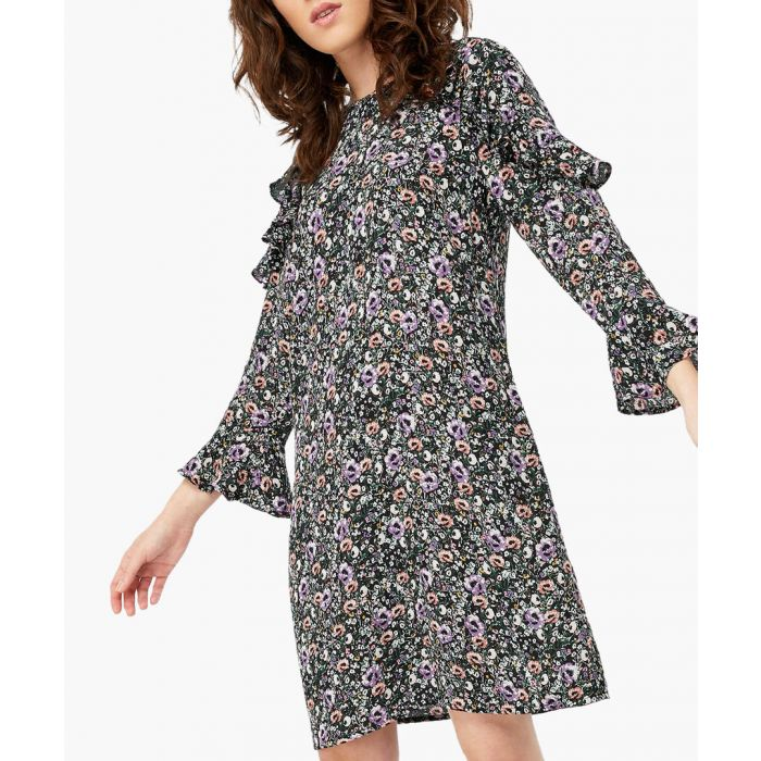 Image for Peony print tunic dress