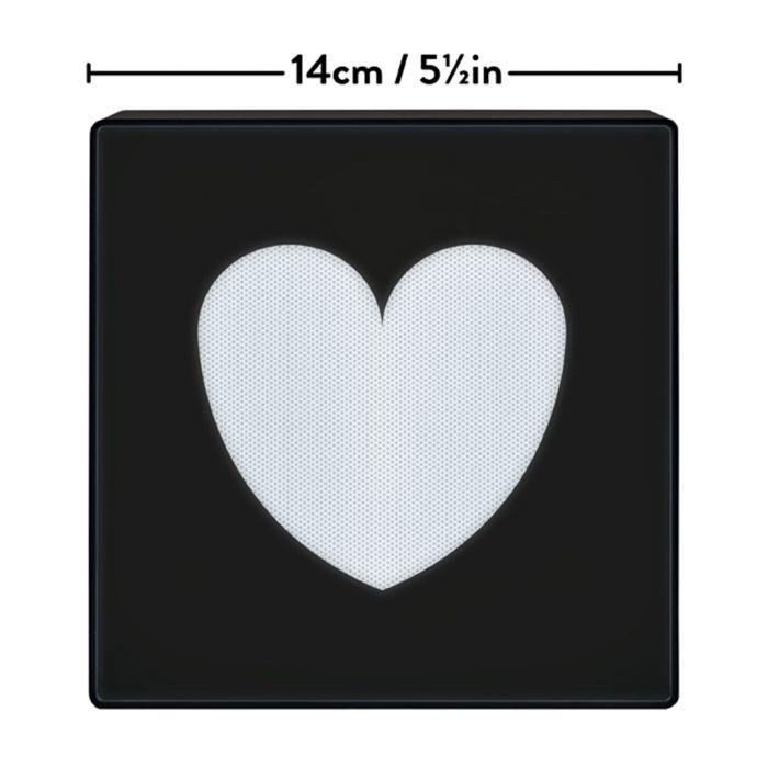 Image for Heart alphabet lightbox