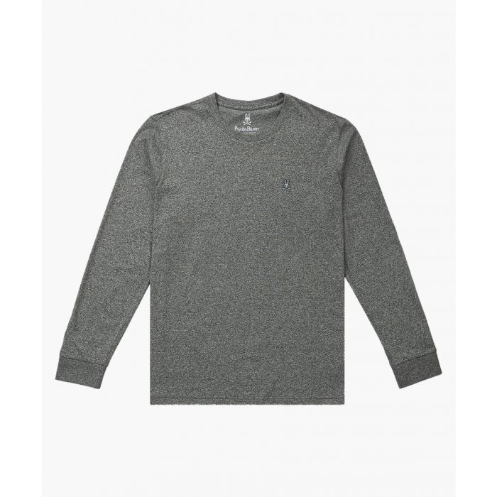 Image for Classic grey pure cotton jumper