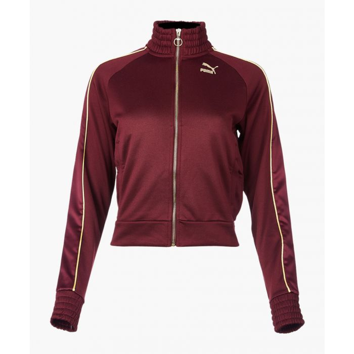 Image for x Kenza fig track jacket