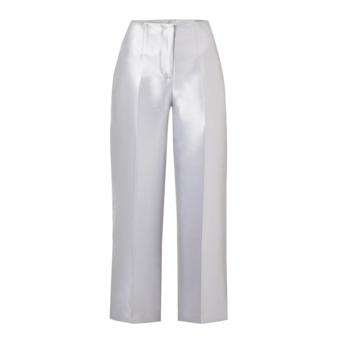 Image for Bricklane silver-tone trousers