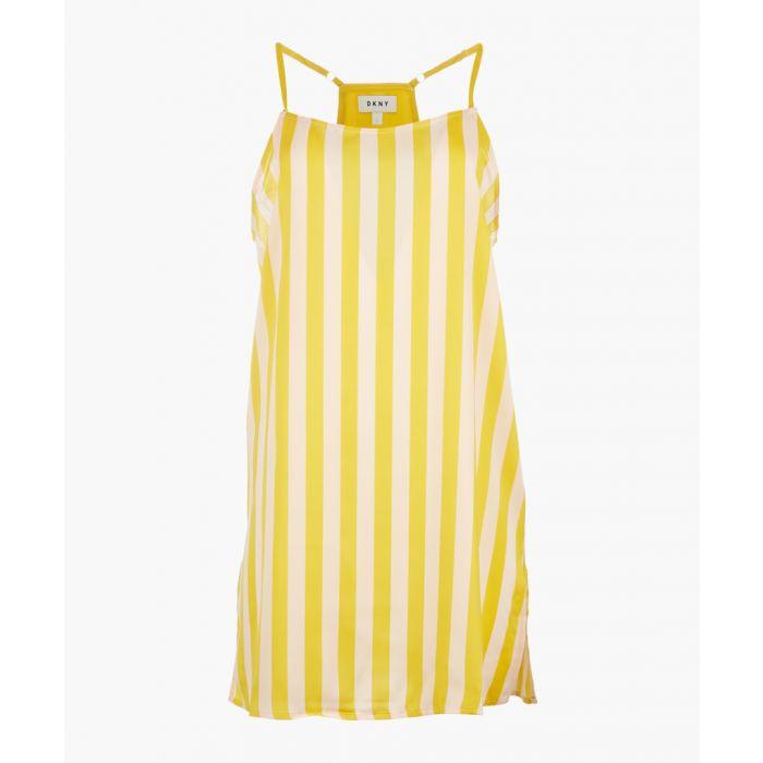 Image for Canary striped pyjama top