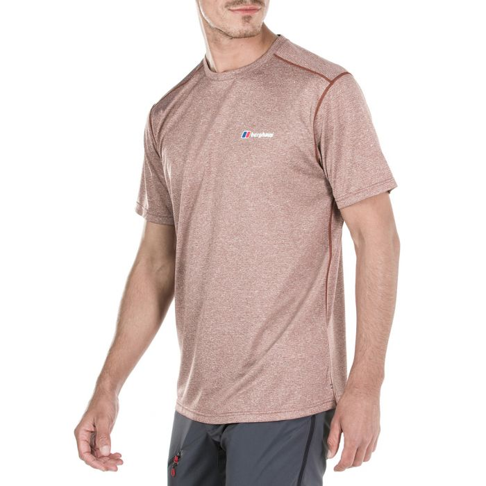 Image for Muted red T-shirt