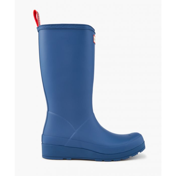 Image for Women's Original Play tall blue Wellington boots