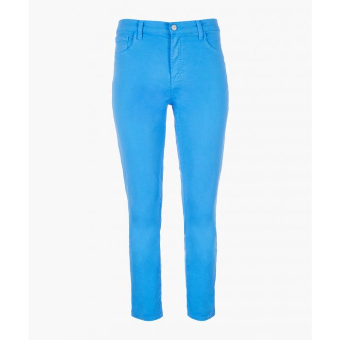 Image for Ruby cornflower cigarette crop jeans