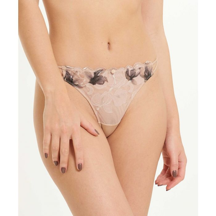 Image for Amora caffee latte thong briefs