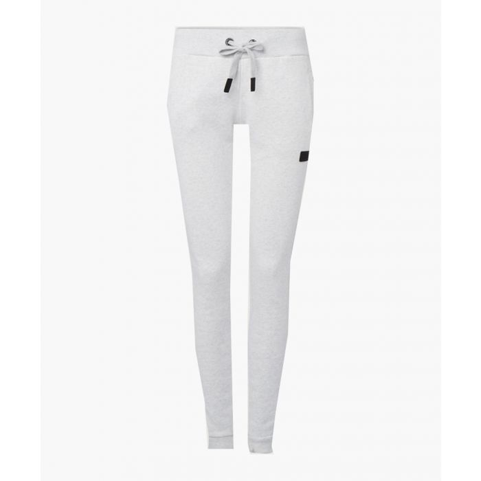 Image for Scruz white melange joggers