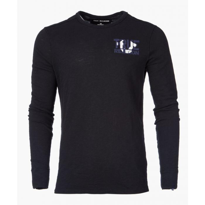 Image for True Religion BLACK T-Shirts