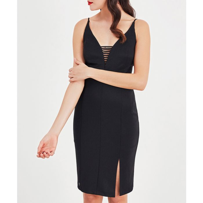 Image for Knightsbridge black dress