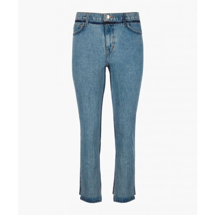 Image for The High Waist Somer straight jeans