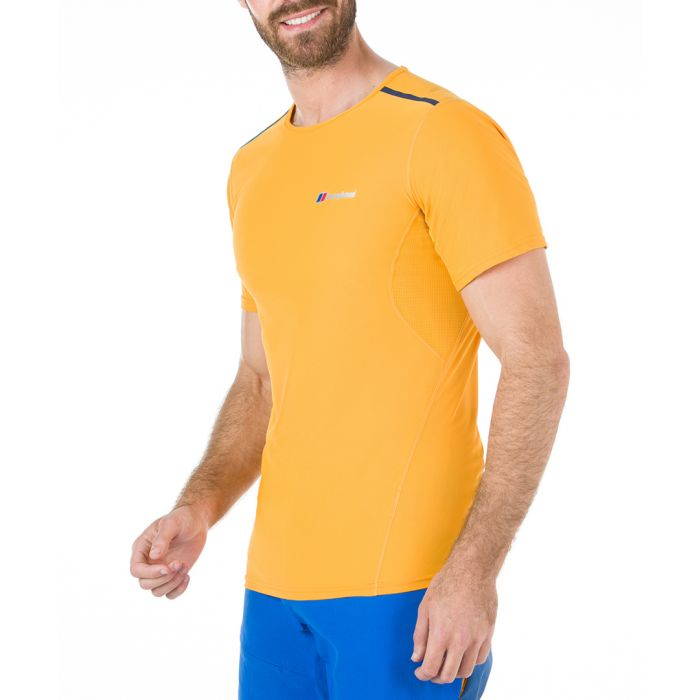 Image for Tropical yellow T-shirt