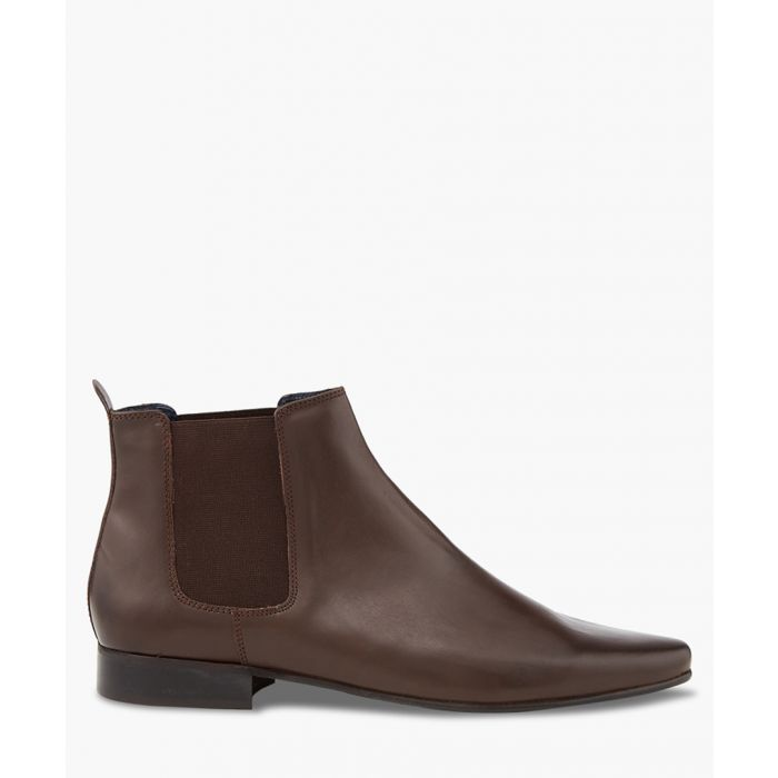 Image for Havy brown ankle boots