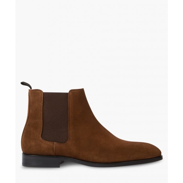 Image for Snuff brown Chelsea boots