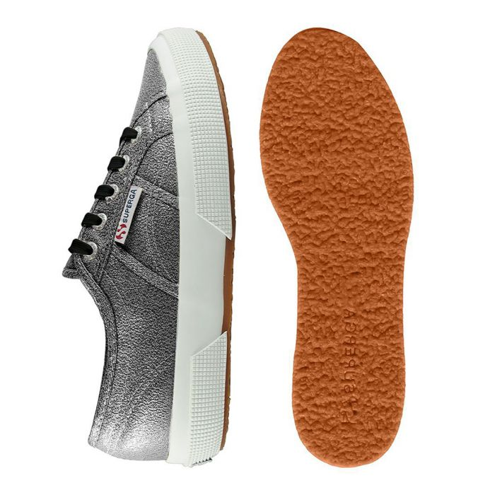 Image for Grey low-top trainers