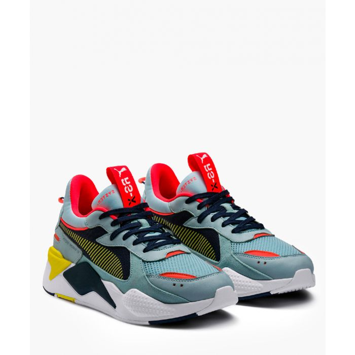 Image for Rs-x reinvention multi-colour trainers