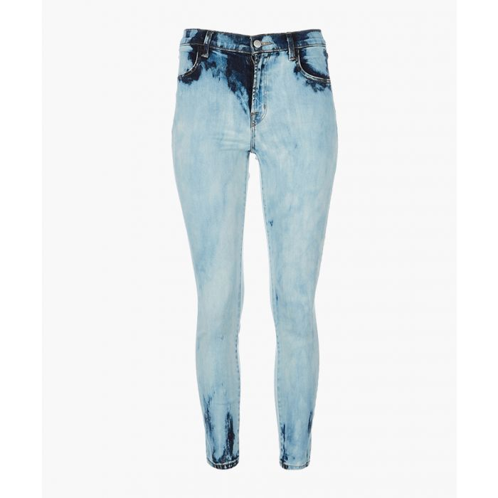 Image for Alana high-rise cropped skinny jeans