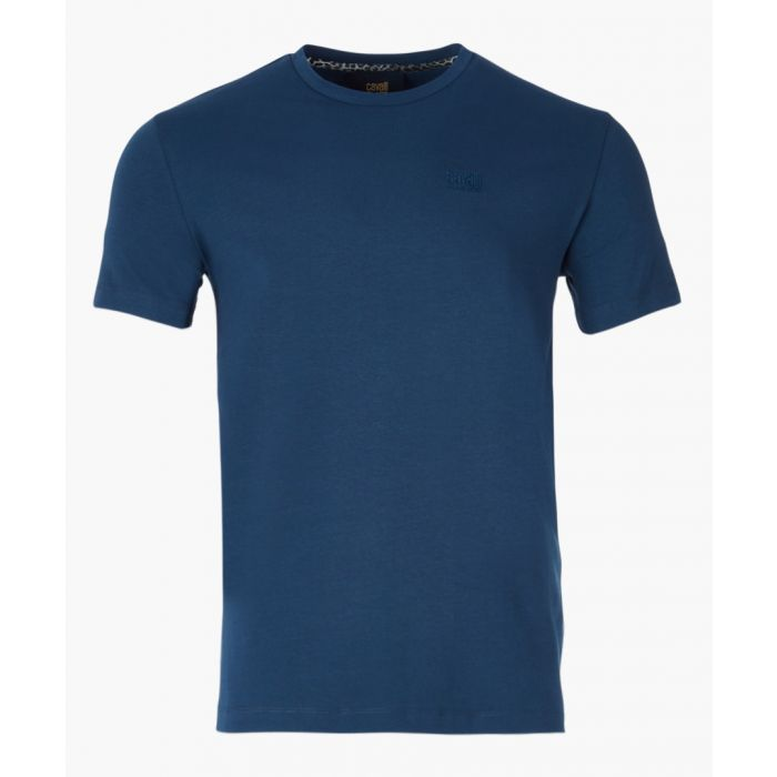 Image for Blue basic T-shirt