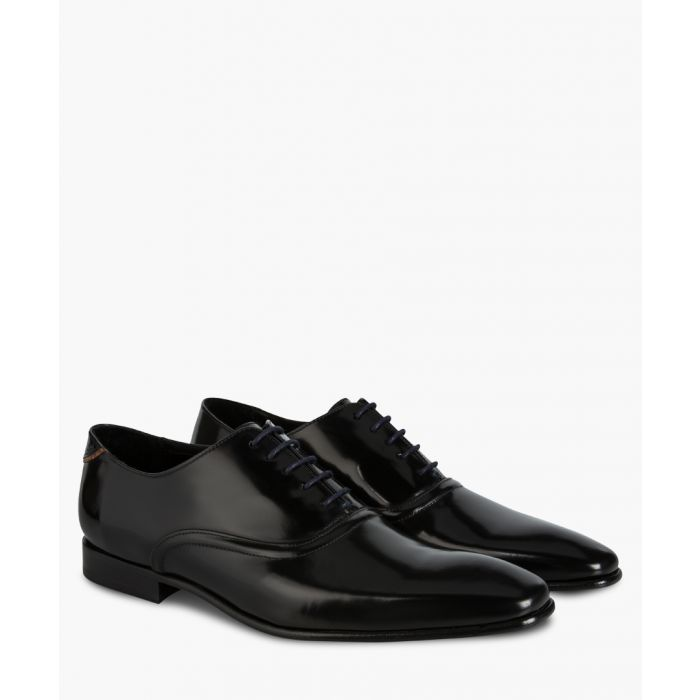 Image for Black patent leather formal shoes