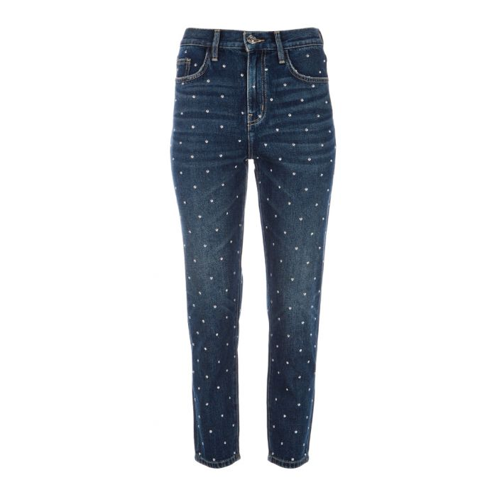 Image for The Vintage Cropped dark jeans