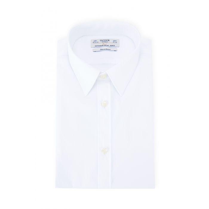 Image for Men s Classic Slim Fit Travel Shirt