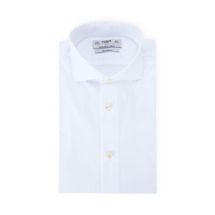 Image for Men s Classic Classic Slim Fit Travel Shirt