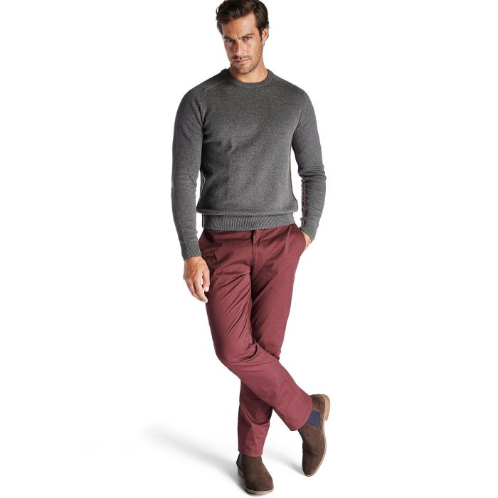 Image for Men s Slim Fit Sport Chino Trousers