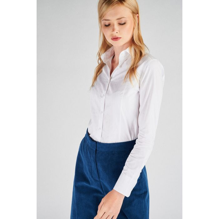 Image for Women s  Classic Slim Fit Shirt