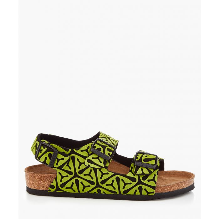 Image for Kids Milano seaweed green sandals