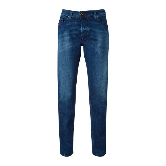 Image for Darron dark blue jeans