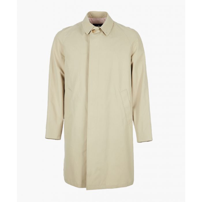 Image for Made In London tan pure cotton mac