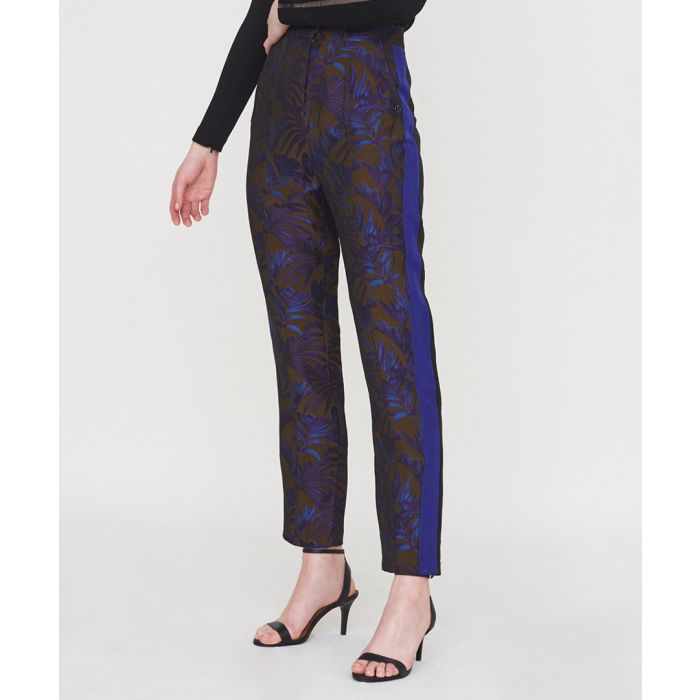 Image for The maygrove floral printed trousers