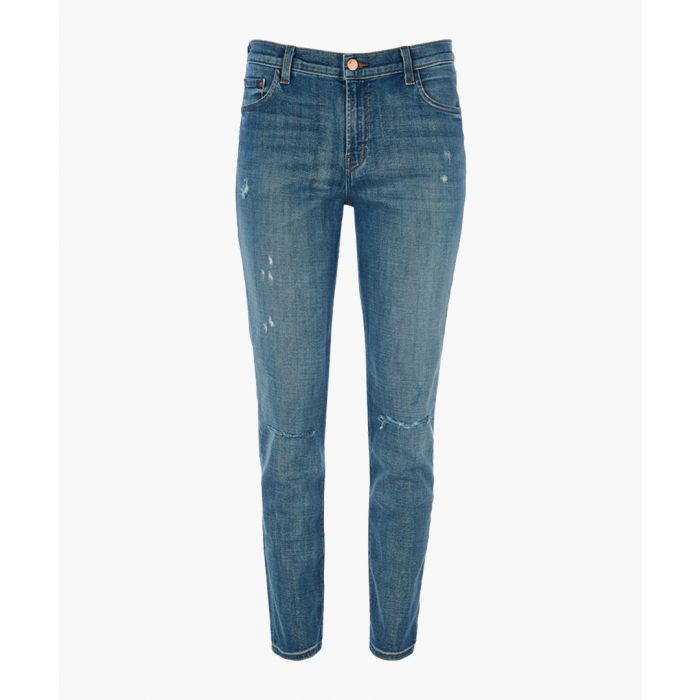 Image for Johnny mid-rise boy-fit jeans