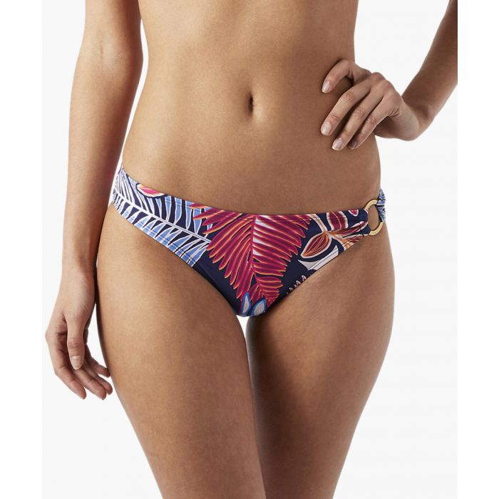 Image for Kiki multi-print bikini briefs