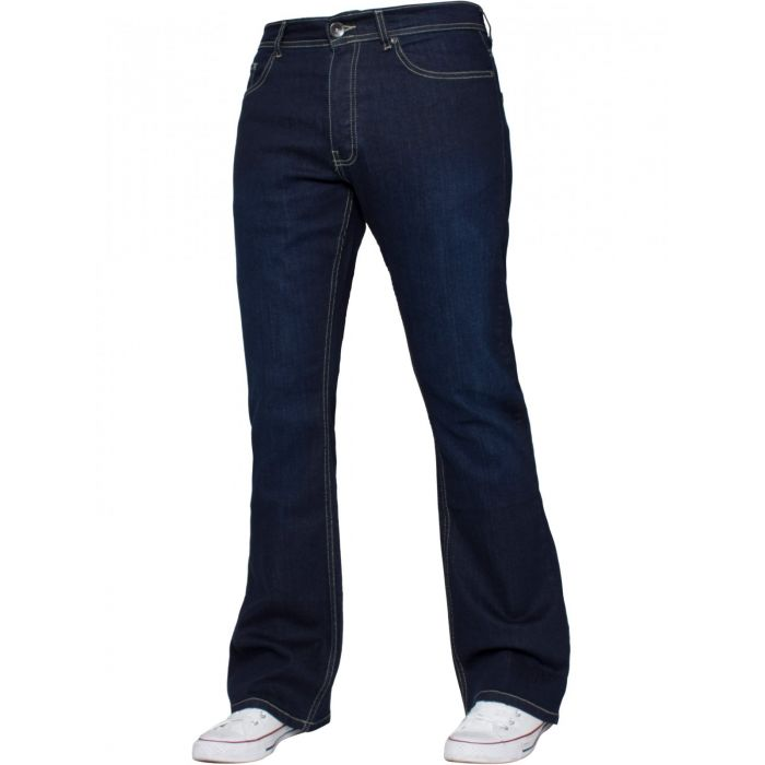 Image for Indigo bootcut jeans
