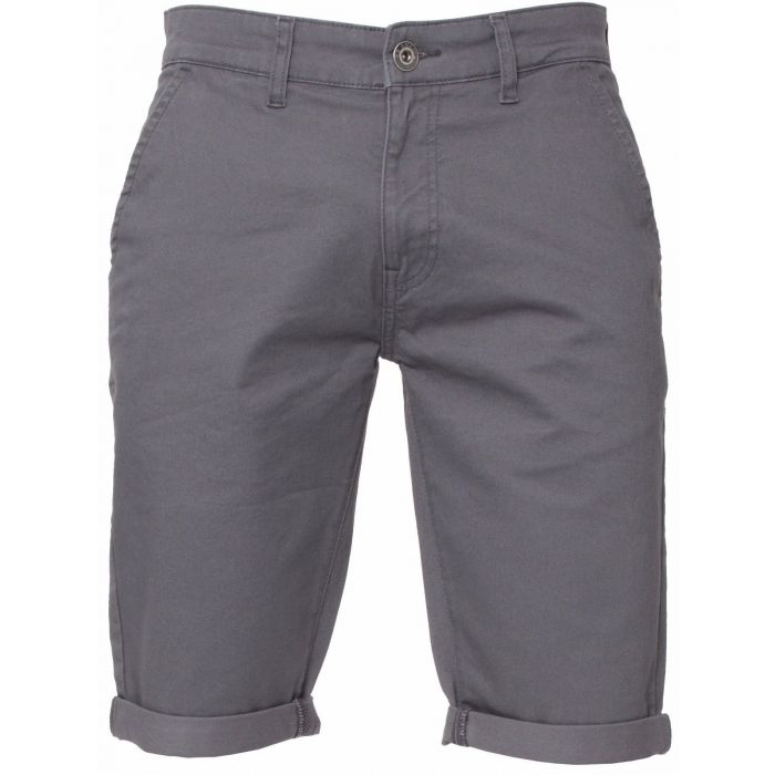 Image for Mens Slim Fit Stretch Chino Shorts | Enzo Designer Menswear