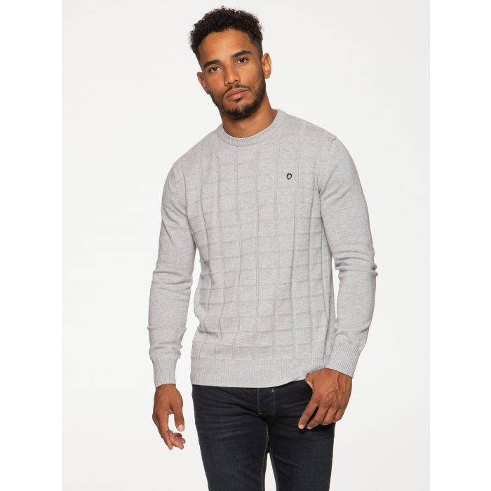 Image for Mens Designer Stern Knit Sweatshirt