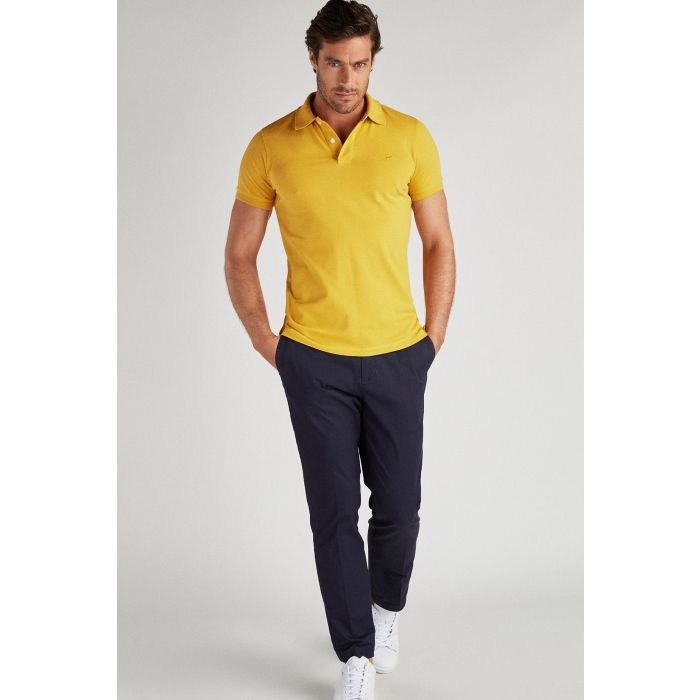 Image for Mens slim fit casual chinos